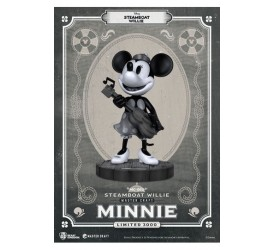 Steamboat Willie Master Craft Statue Minnie 40 cm