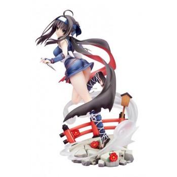 Senren Banka PVC Statue 1/7 Mako Hitachi 25 cm