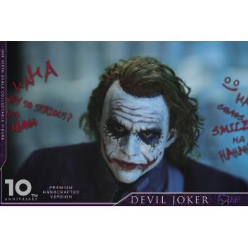BT101 DEVIL JOKER  with Dollar heap