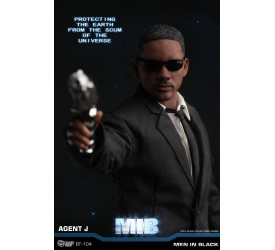 Black Toys AGENT J (with pre-order bonus)