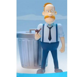 Inspector Gadget Mega Hero Action Figure 1/12 Quimby 13 cm