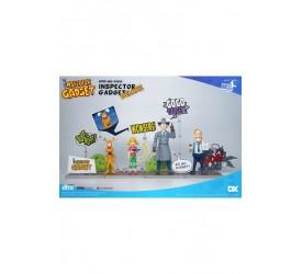 Inspector Gadget Mega Hero Action Figures 1/12 Inspector Gadget 17 cm