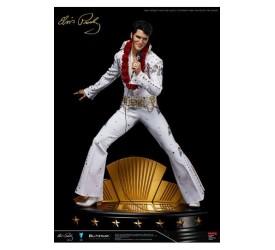 Elvis Presley Superb Scale Hybrid Statue 1/4 Elvis Aaron Presley 52 cm