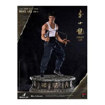Bruce Lee Hybrid Type Superb Statue 1/4 Bruce Lee Tribute Version 4 57 cm