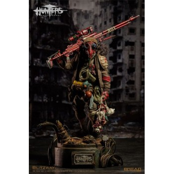 Hunters Day After WWIII Action Figure 1/6 The Boy 39 cm