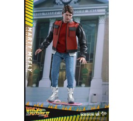 Back to the Future II Movie Masterpiece Action Figure 1/6 Marty McFly 28 cm