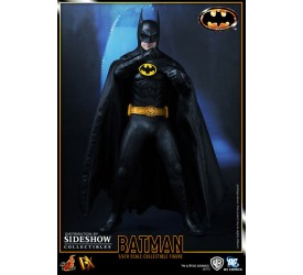 Batman 1989 MMS DX Action Figure 1/6 Batman 30 cm