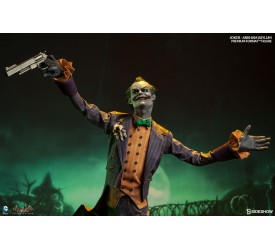 Batman Arkham Asylum Premium Format Figure 1/4 The Joker 62 cm