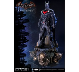 Batman Arkham Knight 1/3 Statue Batman Beyond & Batman Beyond 83 cm