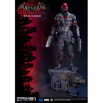 Batman Arkham Knight 1/3 Statue Red Hood 82 cm
