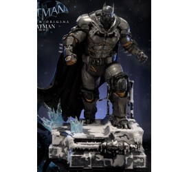 Batman Arkham Origins Statue Batman XE Suit 79 cm