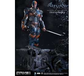 Batman Arkham Origins 1/3 Statue Deathstroke and Deathstroke Exclusive 76 cm