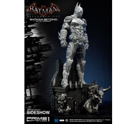 Batman Beyond White Version Batman Arkham Knight Statue 84 cm