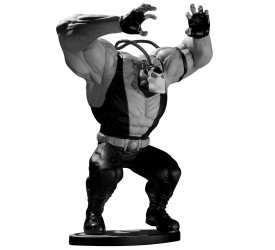 Batman Black and White Statue Bane by Kelley Jones 22 cm