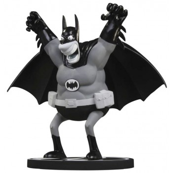Batman Black and White Statue Sergio Aragones 17 cm