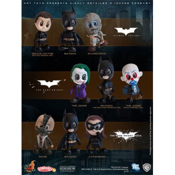Batman Cosbaby S Mini Figure Set 8 cm