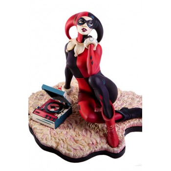 Batman The Animated Series Statue Harley Quinn Waiting For My J Man 23 cm