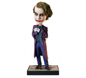 Batman The Dark Knight Head Knocker The Joker 20 cm