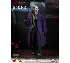 Batman The Dark Knight MMS DX Action Figure 1/6 The Joker 2.0 30 cm