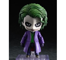 Batman The Dark Knight Nendoroid Action Figure Joker Villains Edition 10 cm