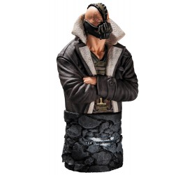 Batman The Dark Knight Rises Bust Bane Winter Battle 16 cm