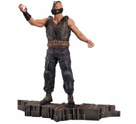 Batman The Dark Knight Rises Statue 1/12 Bane 18 cm