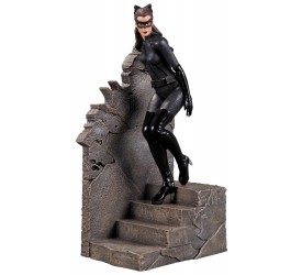 Batman The Dark Knight Rises Statue 1/12 Catwoman 18 cm