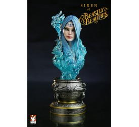 Beastly Beauties Bust 1/2 Siren 41 cm