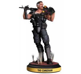 Before Watchmen Statue The Comedian 27 cm