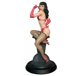 Bettie Page Statue Girl of Our Dreams 19 cm