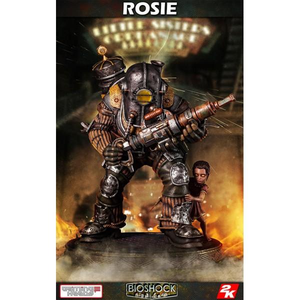 BioShock Infinite Statue 1/4 Big Daddy Rosie 53 cm