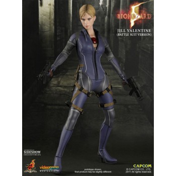 Biohazard 5 Videogame Masterpiece Action Figure 1/6 Jill Valentine Battle Suit Version 30 cm