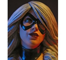 Black Cat Mini Bust