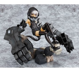 Black Rock Shooter PVC Statue 1/8 Strength Animation Version 16 cm
