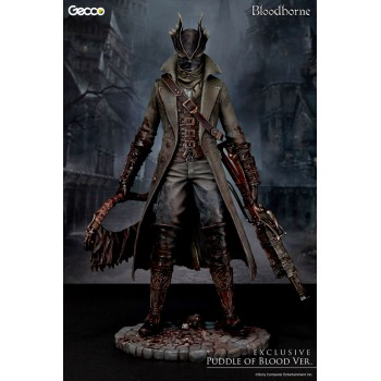 Bloodborne Statue 1/6 Hunter Puddle of Blood Version 32 cm