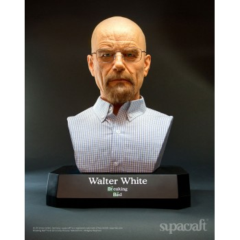 Breaking Bad Life Size Bust Walter White 54 cm