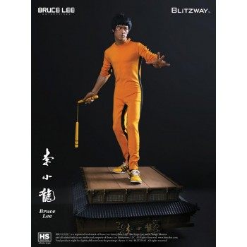 Bruce Lee 1/3 scale 40th Anniversary Tribute Statue 72cm