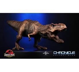 Jurassic Park Bronze T-Rex Statue