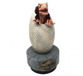 Jurassic Park Raptor Hatchling 1:1 Scale Statue