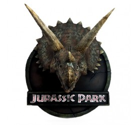 Jurassic Park Triceratops 1:5 Scale Bust