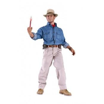 Jurassic Park Action Figure 1/6 Dr. Alan Grant 30 cm