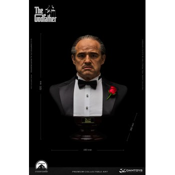 The Godfather 1972 Edition Life-Size Bust 62 cm