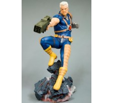 Cable 14 inch Marvel Fine Art Statue
