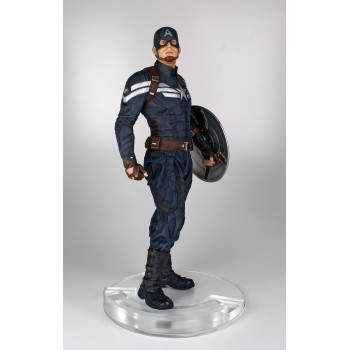 Captain America The Winter Soldier Statue 1/4 Captain America 49 cm