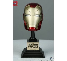 Captain America Civil War Marvel Armory Collection Replica 1/3 Iron Man Mark XLVI Helmet