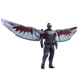 Captain America Civil War Movie Masterpiece Action Figure 1/6 Falcon 30 cm