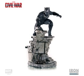 Captain America Civil War Statue 1/4 Black Panther 57 cm