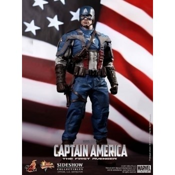 Captain America - The First Avenger 12 inch Figure