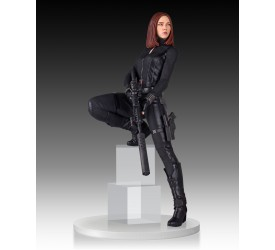 Captain America The Winter Soldier Statue Black Widow 46 cm