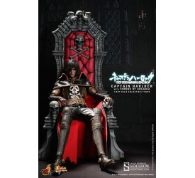 Captain Harlock Movie Masterpiece Action Figure 1/6 Captain Harlock with Throne of Arcadia 30 cm